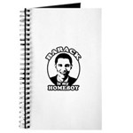 Barack Obama is my homeboy Journal