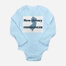New Jersey Fishmonger Body Suit