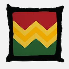 Trendy Chevron Pattern Design Throw Pillow