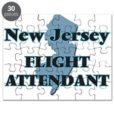 New Jersey Flight Attendant Puzzle