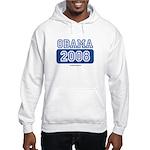 Obama 2008 Hooded Sweatshirt