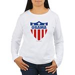 Obama Women's Long Sleeve T-Shirt