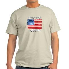 Vote for Obama T-Shirt