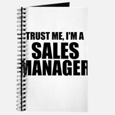 Trust Me, I'm A Sales Manager Journal