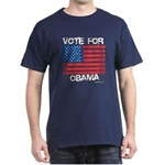 Vote for Obama Dark T-Shirt