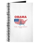 Obama for President Journal
