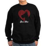 Great dane Crewneck Sweatshirts