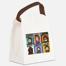 Ronnie Radke Moodds Canvas Lunch Bag