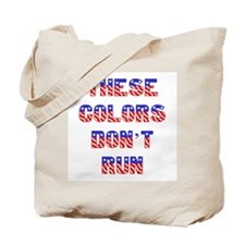 """""""These Colors Don't Run"""" Tote Bag"""