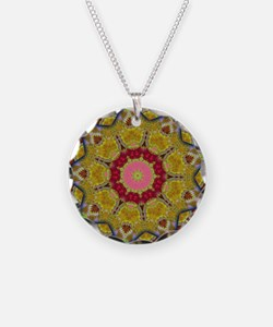 Cute Kaleidoscope Necklace