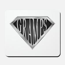 SuperGramps(metal) Mousepad