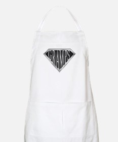 SuperGramps(metal) BBQ Apron