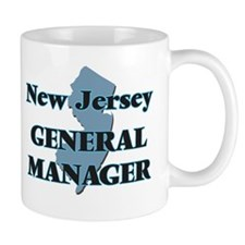 New Jersey General Manager Mugs