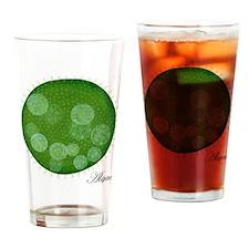 Cute Microbe Drinking Glass