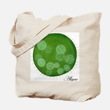 Cute Microbe Tote Bag