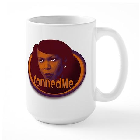 """Large """"CONNEDME"""" Mug"""