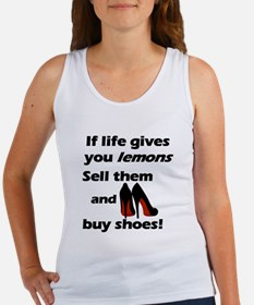 Girls and Shoes Tank Top