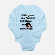 Girls and Shoes Body Suit