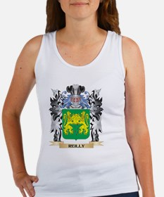 Reilly Coat of Arms - Family Crest Tank Top