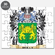 Reilly Coat of Arms - Family Crest Puzzle