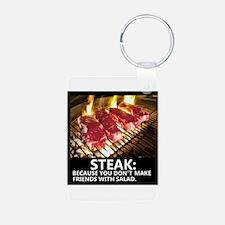 BBQ LOVER Keychains