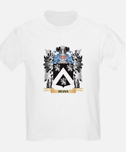 Reina Coat of Arms - Family Cre T-Shirt