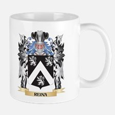 Reina Coat of Arms - Family Crest Mugs