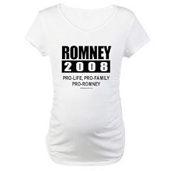 Romney 2008: Pro-life, Pro-family, Pro-Romney Mate