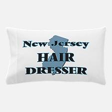 New Jersey Hair Dresser Pillow Case