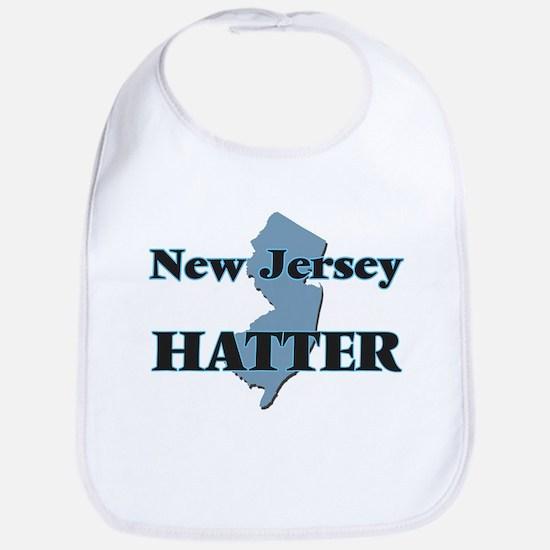 New Jersey Hatter Bib