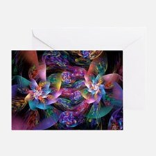 Smooth Plastic Bubbles Greeting Card