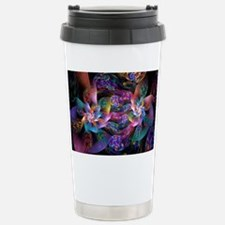 Smooth Plastic Bubbles Thermos Mug