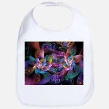 Smooth Plastic Bubbles Bib