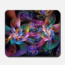 Smooth Plastic Bubbles Mousepad
