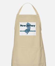 New Jersey Higher Education Administrator Apron