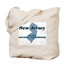 New Jersey Higher Education Administrator Tote Bag
