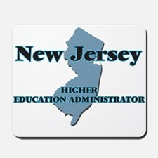 New Jersey Higher Education Administrato Mousepad