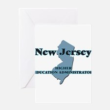 New Jersey Higher Education Adminis Greeting Cards