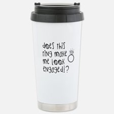 Engaged Mug Stainless Steel Travel Mug