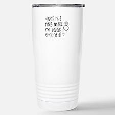 Engaged Mug Travel Mug
