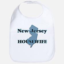 New Jersey Housewife Bib
