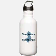 New Jersey Housewife Water Bottle