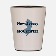 New Jersey Housewife Shot Glass