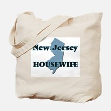New Jersey Housewife Tote Bag