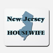 New Jersey Housewife Mousepad