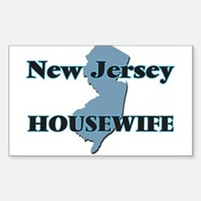 New Jersey Housewife Decal