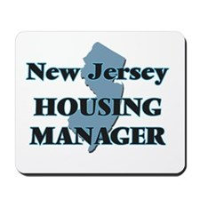 New Jersey Housing Manager Mousepad