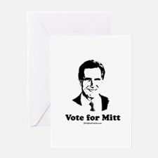ROMNEY 2008: Vote for Mitt Greeting Card