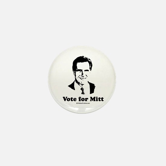 ROMNEY 2008: Vote for Mitt Mini Button