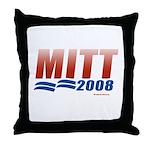 Mitt 2008 Throw Pillow